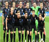 روسيا 2018| التشكيل المتوقع لكرواتيا أمام فرنسا في نهائي كأس العالم