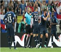 روسيا 2018| فرنسا تتقدم على كرواتيا من جديد بأقدام جريزمان