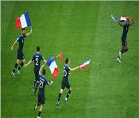 روسيا 2018|  بث مباشر لمراسم تسليم كأس العالم