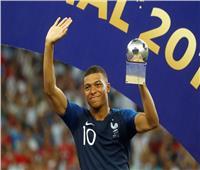 روسيا 2018| مبابي أفضل لاعب شاب في كأس العالم