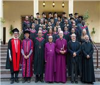 تخرج الدفعة العاشرة من كلية اللاهوت الأسقفية