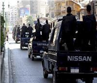 ضبط 38 قطعة سلاح و55 مسجل خطر في حملة أمنية بقنا