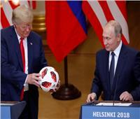 قمة هلسنكي  ترامب: كأس العالم في روسيا واحد من بين الأفضل في التاريخ