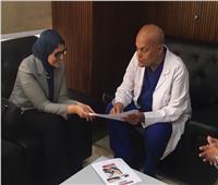وزير الصحة: تذليل كافة العقبات التي تواجه مؤسسة مجدي يعقوب