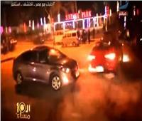 فيديو.. زفة أفراح بالمنصورة تتسبب في وفاة مواطنين أبرياء