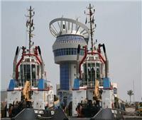 4 آلاف و742 طن حبوب وغلال في صومعة ميناء دمياط