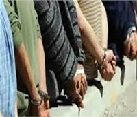 حبس المتهمين بانتحال صفة ضباط شرطة وسرقة المواطنين بالعجوزة