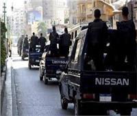 سقوط 30 تاجر مخدرات خلال حملة أمنية بالجيزة
