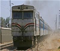 «السكة الحديد» تكشف كواليس خروج قطار عن القضبان بدمياط