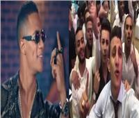شاهد| شباب يغنون أغنية «محمد رمضان» خلال حفل زفاف بطريقة كوميدية