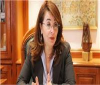 وزيرة التضامن تفتتح معرض «ديارنا» بالإسكندرية