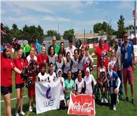 منتخب مصر النسائي يتأهل لنصف نهائى كأس العالم للأولمبياد الخاص
