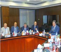 بدء إجراءات مشروع الصب السائل بميناء الإسكندرية