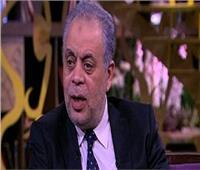 أشرف زكي يطمئن الجمهور على حالة «جميل راتب»
