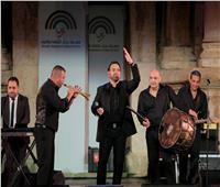 بالصور| عاصي الحلاني يفتتح حفلات مهرجان جرش بالأردن