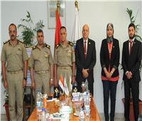 القوات المسلحة تنظم مؤتمرًا لمناقشة الاعتماد الدولي للمعمل المصري للكشف عن المنشطات
