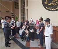 مستشفي الشرطة بالإسكندرية تستقبل 5 حالات حرجة