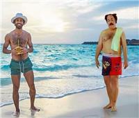 طلعت زكريا ينافس محمد صلاح على شواطئ المالديف