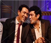 شاهد| رقص باسم سمرة وأحمد وفيق في حفل زفاف