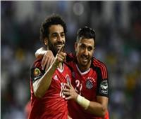 محمد صلاح يمازح تريزيجيه بصورة.. ونشطاء «تويتر»: لا يمكن تكون صلاح