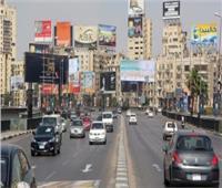 سيولة مرورية بشوارع القاهرة والجيزة بالتزامن مع ذكرى 23 يوليو