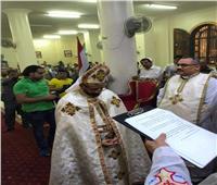 بطريرك الأقباط الكاثوليك يمنح الرتبة القمصية للأب يونان شحاتة