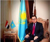 سفير كازاخستان يهنيء المصريين بذكري ثورة يوليو