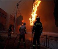 ارتفاع عدد ضحايا حرائق الغابات في اليونان إلى 48