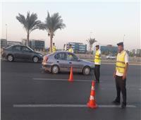 المرور تواصل حملاتها على الطرق السريعة للحد من الحوادث