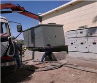 تنفيذ أعمال كهرباء في البياضية بالأقصر بتكلفة 18.3 مليون جنيه