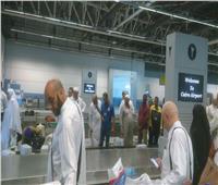 استعدادات مكثفة بالمطار لمغادرة الحجاج