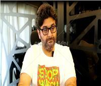 فيديو| وليد منصور يكشف لـ«بوابة أخبار اليوم» كواليس «بدلة» تامر حسني