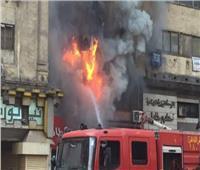 السيطرة على حريق داخل شقة سكنية في بولاق الدكرور