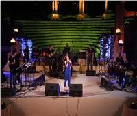 «كارمن سليمان» تعود لجمهور الإسكندرية بعد غياب في مهرجان الأوبرا