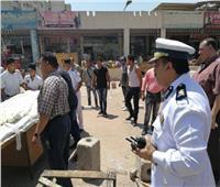 حملات أمنية لإعادة الوجه الحضاري بالقاهرة