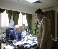 خالد فودة: صرف 250.500جنيه لدعم الرياضة بجنوب سيناء