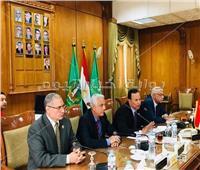 رئيس جامعة المنوفية: كلية الطفولة المبكرة مستعدة للعام الدراسي الجديد