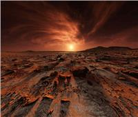 العثور على أول بحيرة للمياه السائلة تحت جليد المريخ