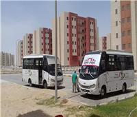 مدبولى: توصيل الغاز الطبيعي وكشافات ليد بمدينة المنيا الجديدة