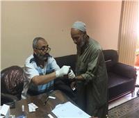 قافلة طبية تكشف إصابة 9 مواطنين بفيروس سي بالإسكندرية