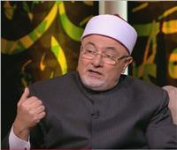 فيديو  خالد الجندي: الجماعات الإرهابية ضيعت التسامح في الإسلام