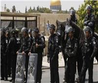 عاجل  الشرطة الإسرائيلية تقتحم المسجد الأقصى
