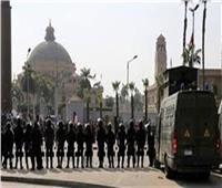 الداخلية تنهي استعداداتها لتأمين «مؤتمر الشباب» بجامعة القاهرة