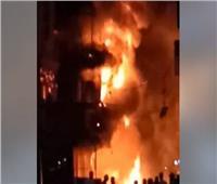النيابة تصرح بدفن الطفل المحترق بحريقالموسكي