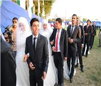 «الأورمان» تنظم حفل زفاف جماعي ل20  يتيمة