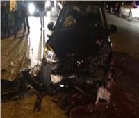 مصرع وإصابة 5 أشخاص في حادث تصادم بطريق «إسكندرية الزراعي»