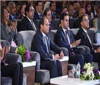 مؤتمر الشباب 2018  السيسي: أتمنى إنجاز قانون المحليات للقضاء على الفساد
