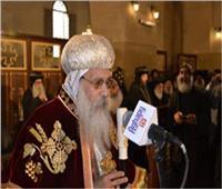 رئيس الطائفة الإنجيلية ينعي الأنبا أبيفانيوس