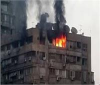السيطرة على حريق داخل شقة سكنية ببولاق الدكرور