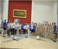 الكلية الفنية العسكرية تنظم المؤتمر الدولى الثالث لبحوث وابتكارات الطلبة